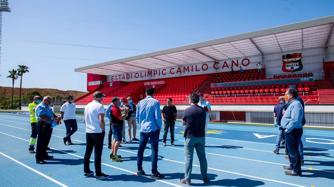 Olimpico Camilo Cano La Nucia