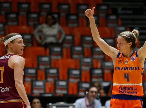 anna gomez valencia basket