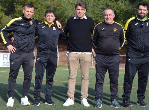Almenara Atletic cuerpo tecnico
