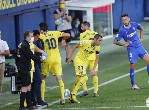 Bruno Soriano Villarreal CF