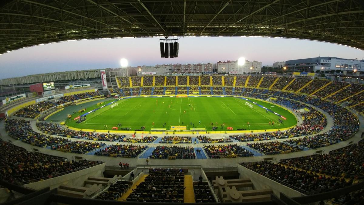 EstadioDeGranCanaria