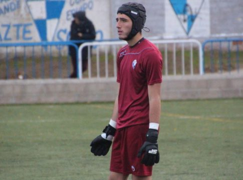 Jacobo Martínez Villarreal CF portero