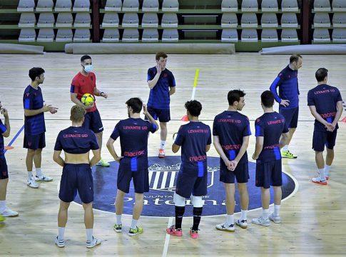 Levante futbol sala play-off