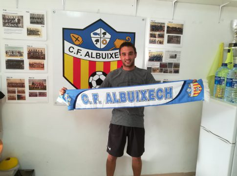 Victor Serrano CF Albuixech