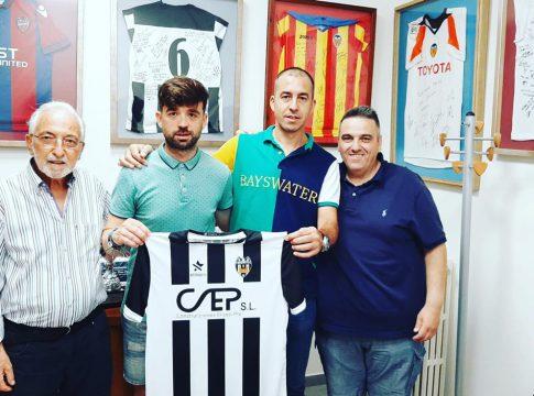 entrenador filial castellonense ricardo peris