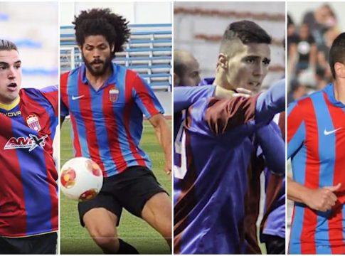 CD Eldense jugadores primera division