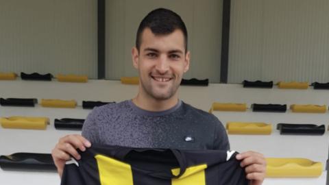 Almenara Atletic David Megina