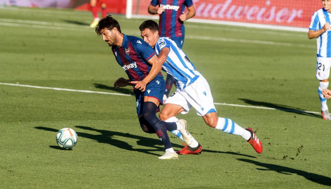 Levante UD - Real Sociedad Levante UD - Real Sociedad