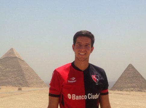 Iago Lozano Rosario Egipto Alqueries