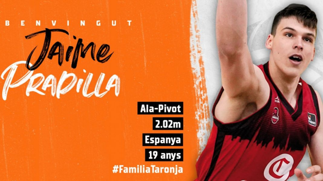 Jaime Pradilla Valencia Basket