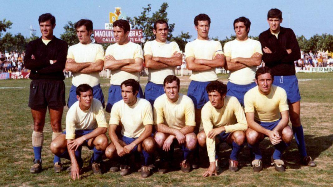 Villarreal CF 50 años ascenso a segunda