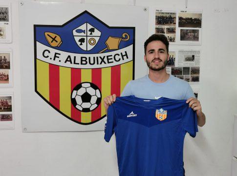 Edu Lázaro CF Albuixech