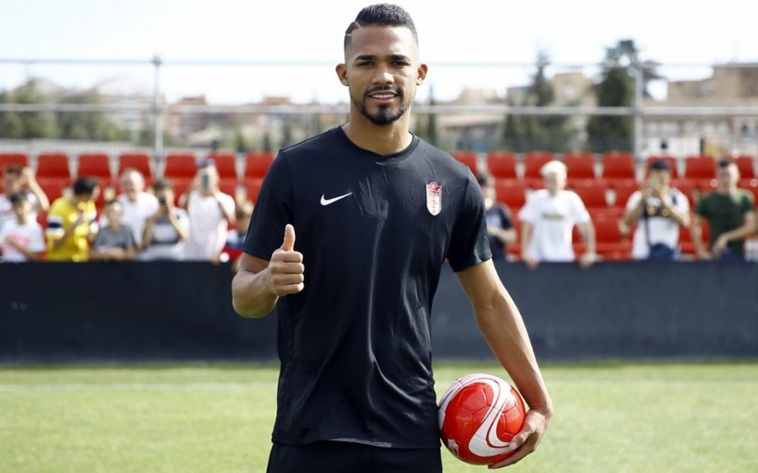 Yangel Herrera Granada CF Valencia CF