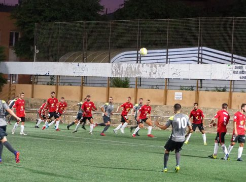 CF Gandia-CF La Nucia