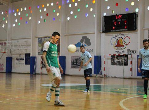 Calpe Futsal portada