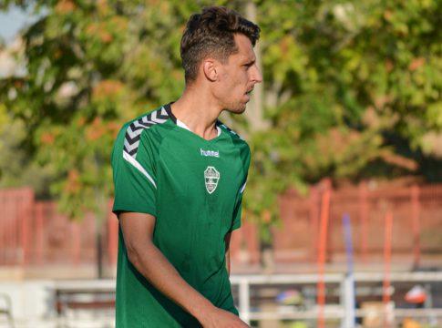 Carlos Huertas Elche CF