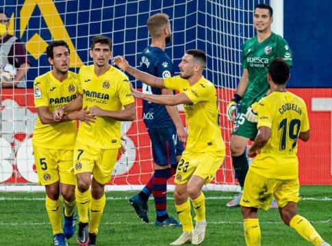Parejo Coquelin Villarreal CF