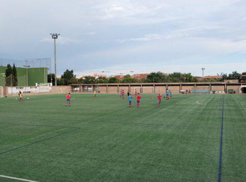 Silla CF vs Atletico Saguntino