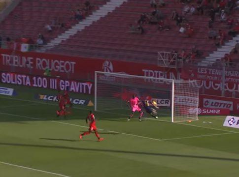 gol irvin cardona ligue one