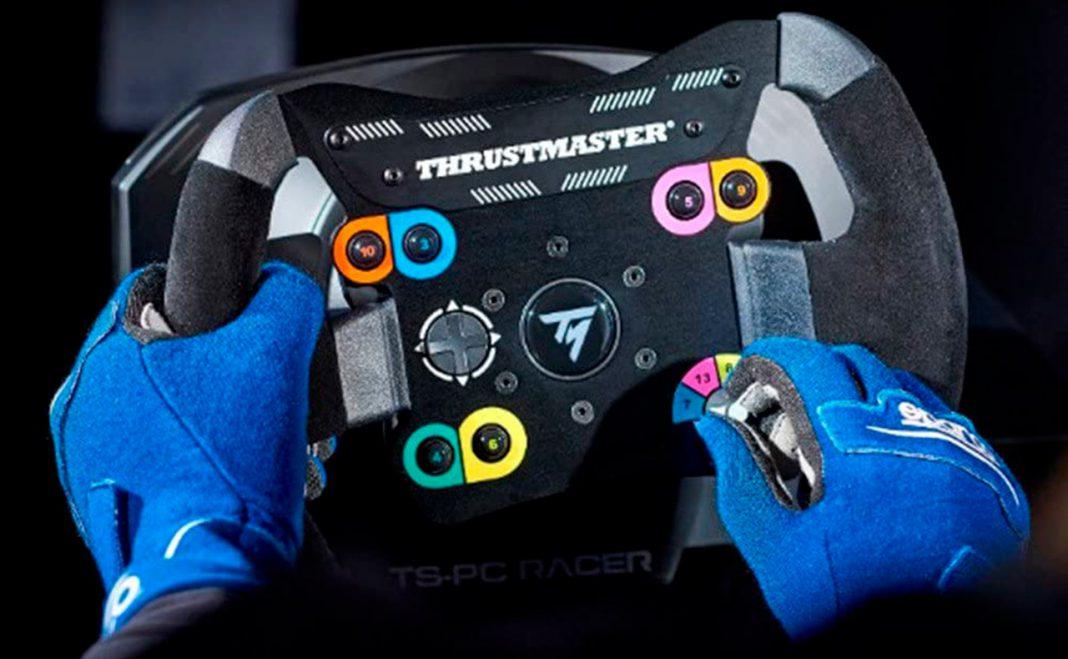 Mejores volantes para simuladores de carreras
