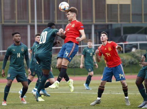 seleccion española futbol sub 19