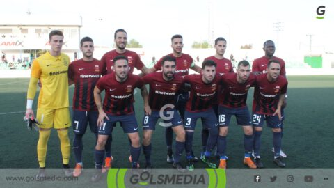 eldense once inicial
