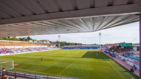 Pedro Escartín de Guadalajara. Estadiosdefutbol.com