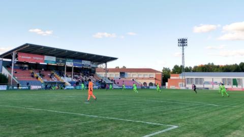 """Estadio """"Pinilla"""""""