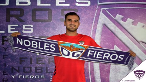 Mikel Abando, CD Guadalajara