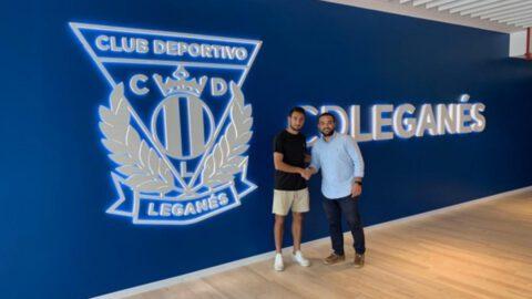 Jorge CD Leganés