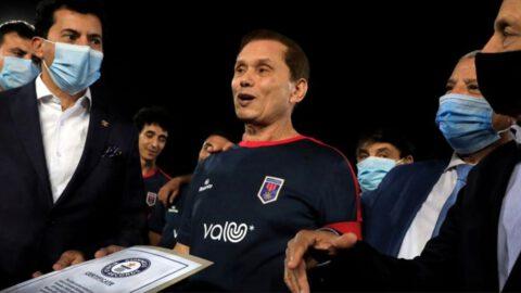 bahader futbolista mas mayor del mundo
