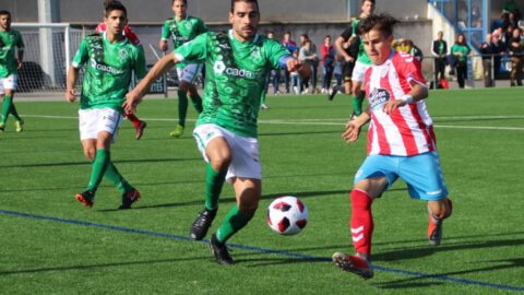 Partido entre Lugo y Arenteiro