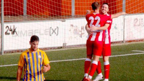 Valls - Atletic Sant Just