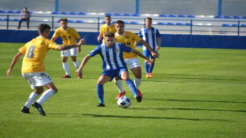 Águilas FC - UCAM Murcia B