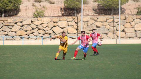 Olímpico de Totana - Atlético Pulpileño