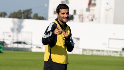 Dani Guiza Atletico Sanluqueño