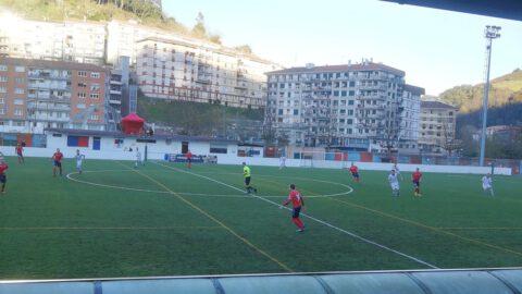 Aurrera Ondarroa - Gernika Club