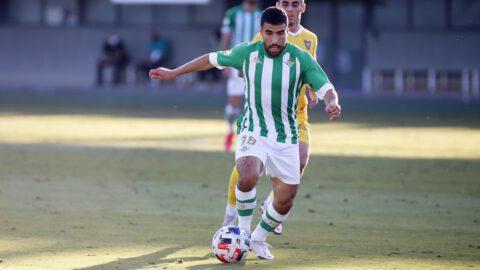 Betis Deportivo - UCAM Murcia