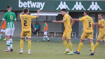 Betis Deportivo - UCAM Murcia 2