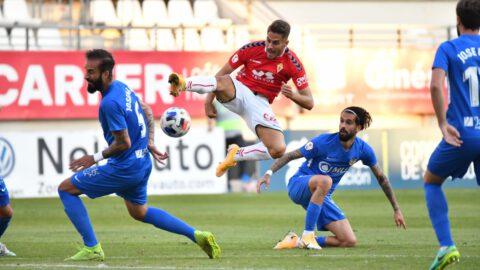 Real Murcia - Linares Deportivo
