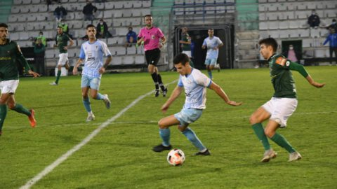 Racing Ferrol-SD Compostela