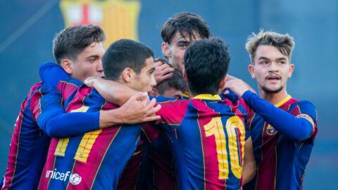 FC Barcelona División de Honor Juvenil