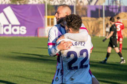 Gol Valladolid Promesas
