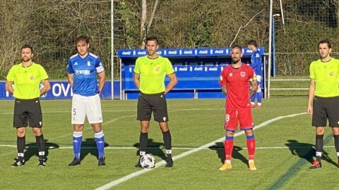 Real Oviedo B - Numancia