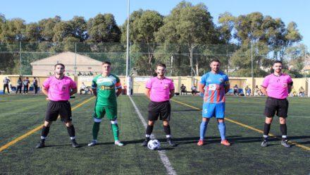 SFC Minerva - UD Los Garres