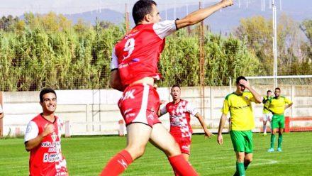 Rubén Pérez delantero varea