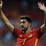 David Villa selección española