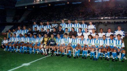 Deportivo Coruña liga 1999-2000