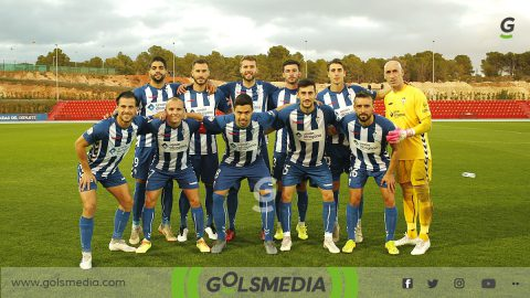 Alcoyano once inicial