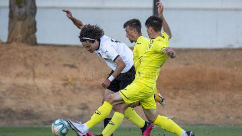 Valencia CF A - Villarreal CF A